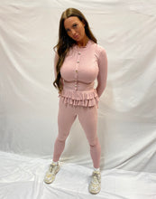 Load image into Gallery viewer, Lilly Loungewear Pink