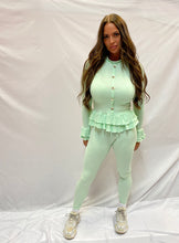 Load image into Gallery viewer, Lilly Loungewear Mint