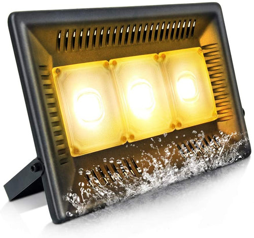 Bozily IP67 Waterproof Cob Led Grow Light,Sunlike Full Spectrum 450W Grow Lights