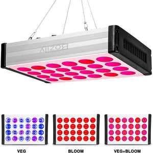 Bozily Dimmable 800 Watt Full Spectrum  Grow Light for Indoor Plants