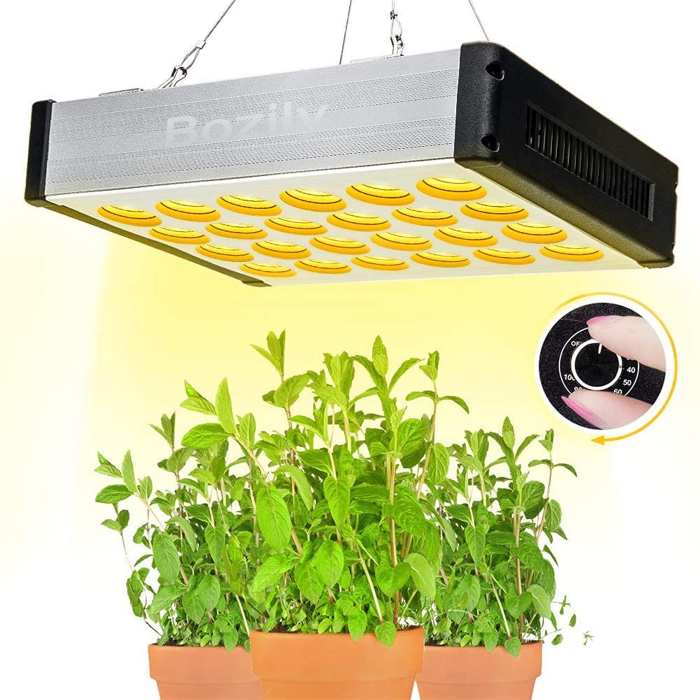 Bozily 1000W Sunlike Led Grow Light