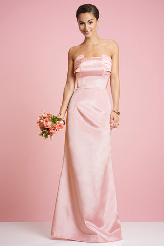ELSPETH gown - Puff Pink