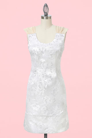 CHANELE dress - silver