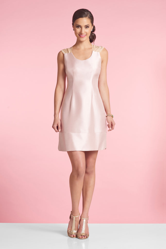 CHANELE dress - Powder