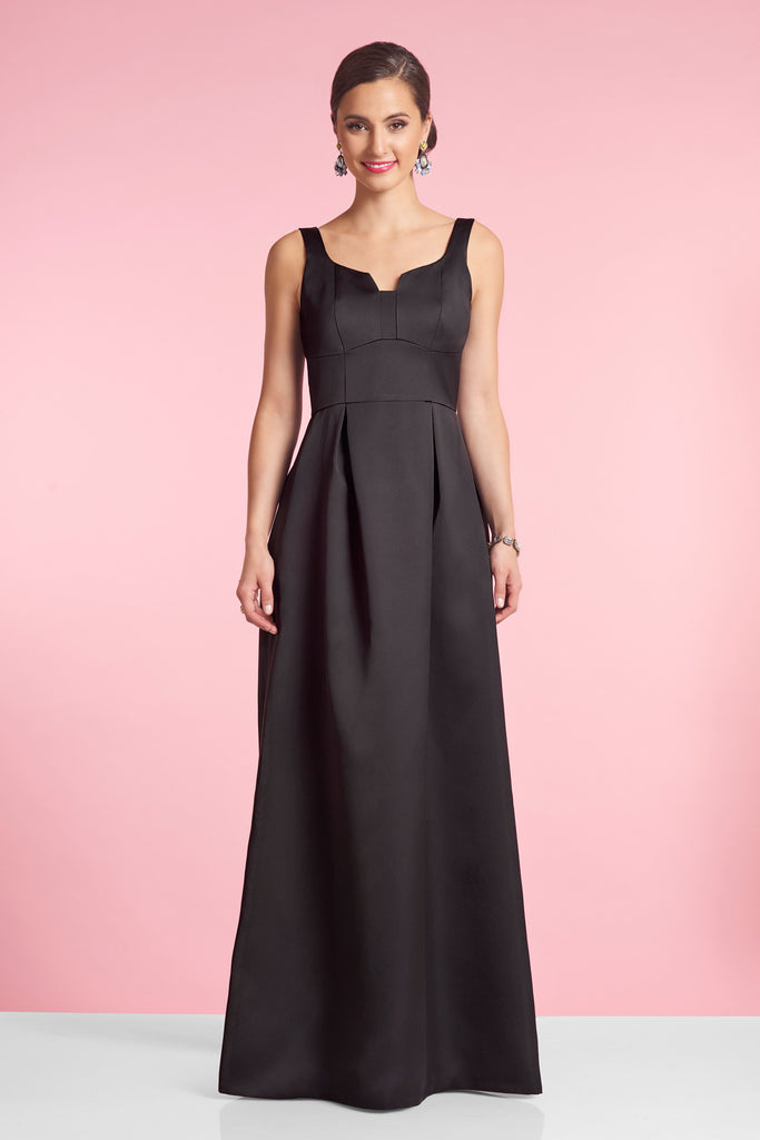 Tansey gown - Black