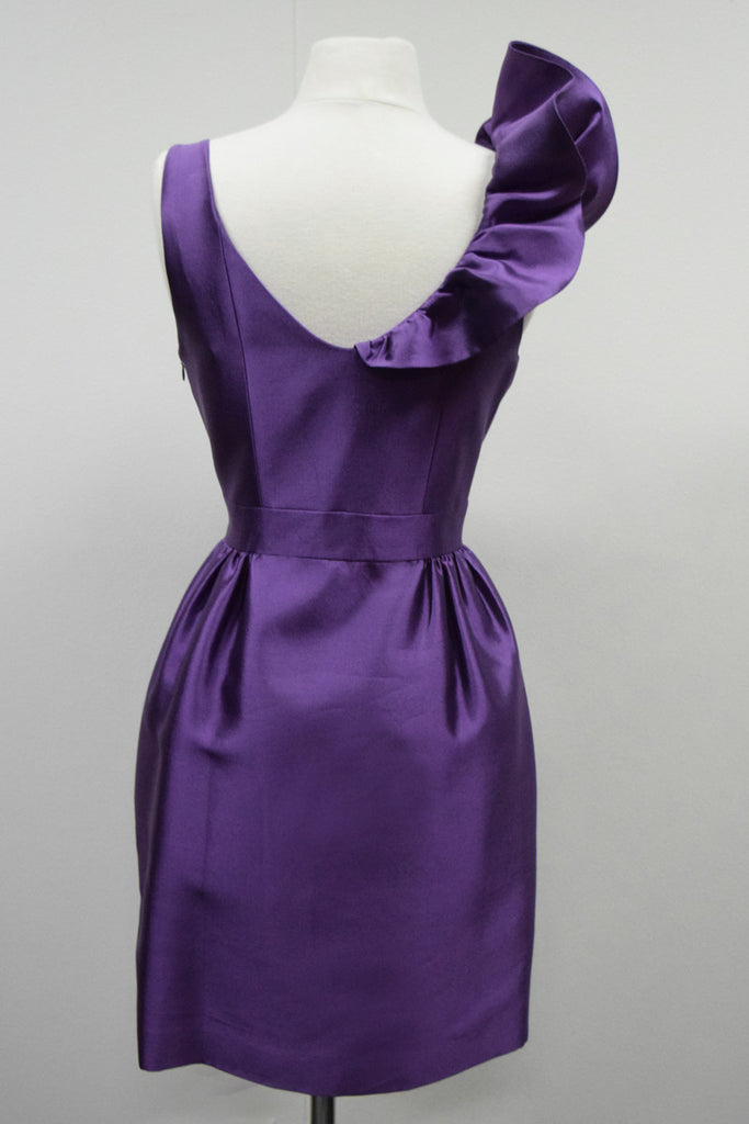 POLINA dress - PURPLE