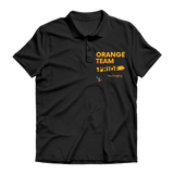 Orange Team Pride Premium Adult Polo Shirt