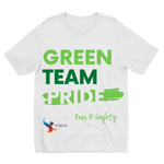 Green Team Sublimation Kids T-Shirt