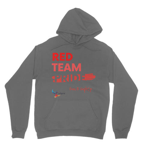 Red Team Pride Classic Adult Hoodie