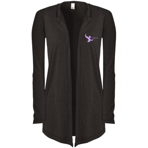 DT156 District Women's Hooded Cardigan