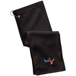 TW51 Port Authority Grommeted Golf Towel