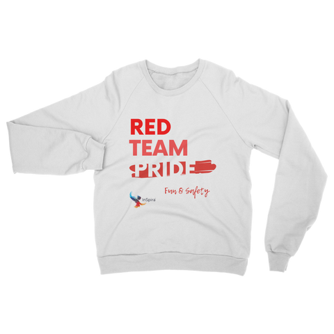Red Team Pride Classic Adult Sweatshirt