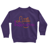 Little InSpirations Gear Classic Kids Sweatshirt