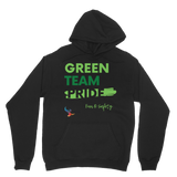 Green Team Classic Adult Hoodie