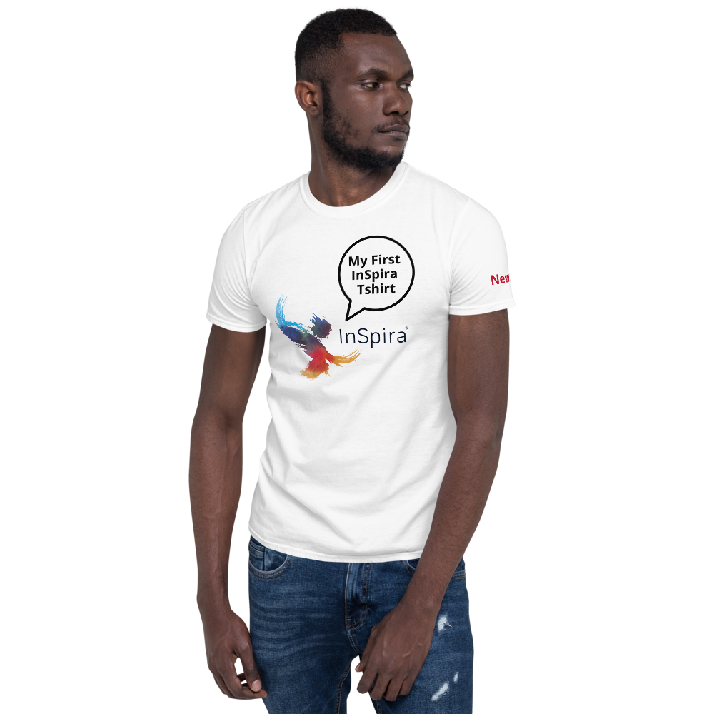 My First InSpira Unisex T-Shirt