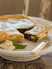 Spinach pie