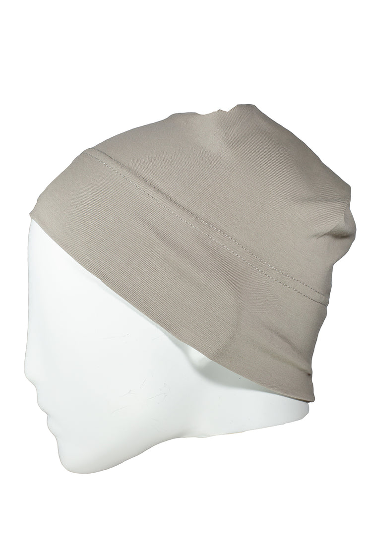 Cap in Sandy Grey