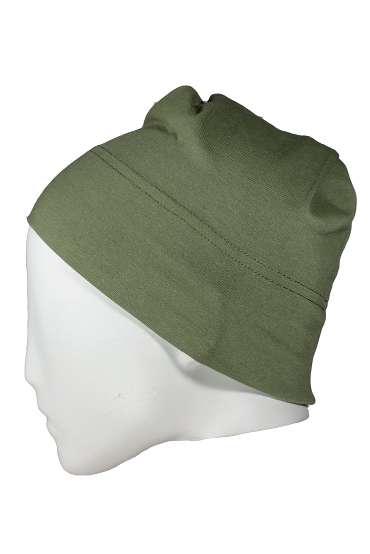 Cap in Olive Green