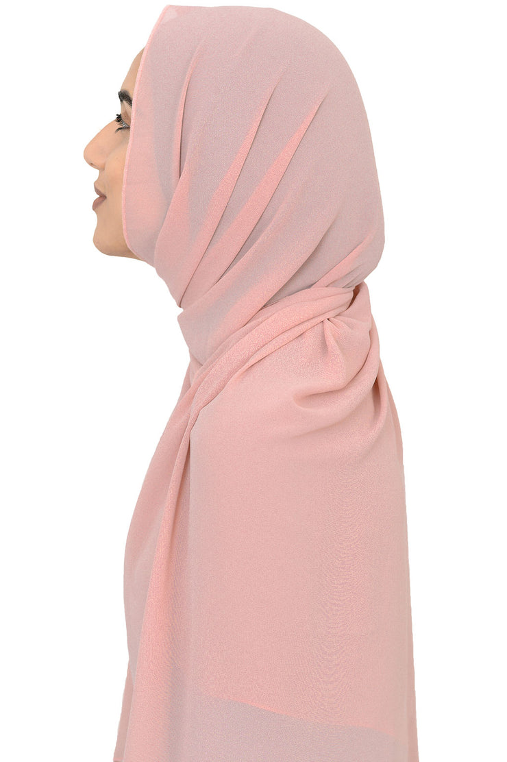 Chiffon Scarf in Jovial