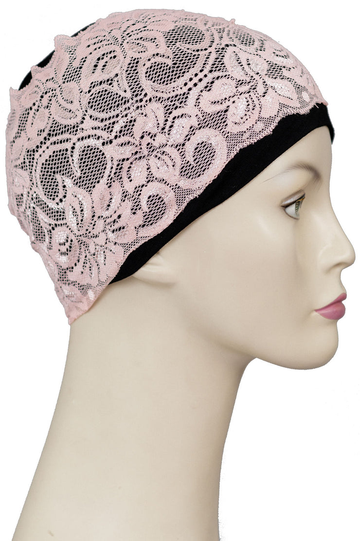 Lace Band in Pink