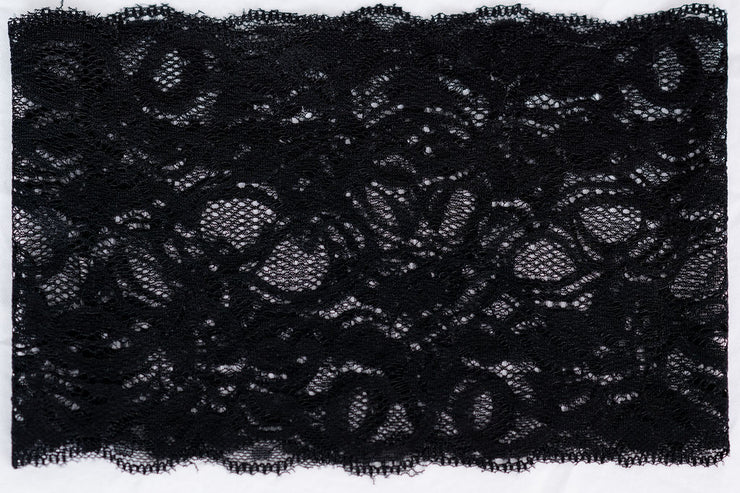 Lace Band in Black