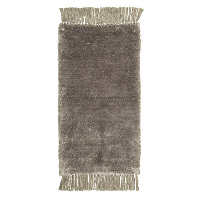 ANNO Rug made of recycled plastic PET - Grey
