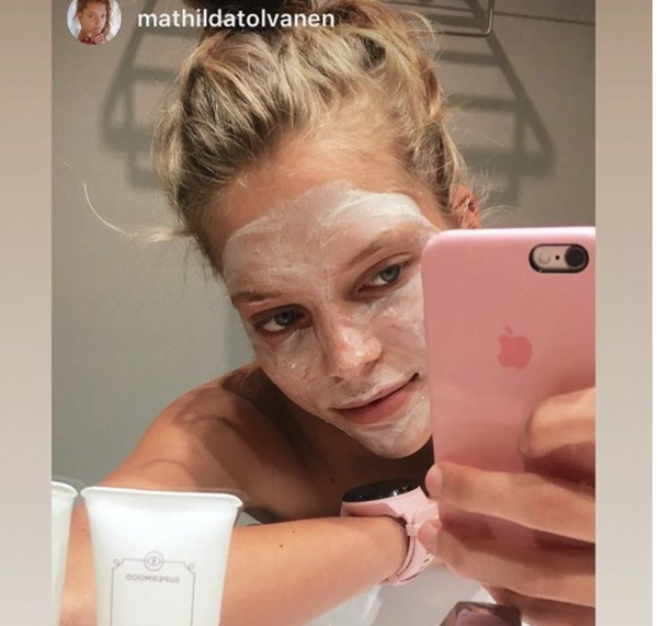 SUPERMOOD - Baby Face Mask
