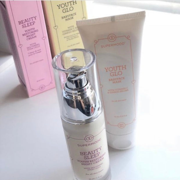 SUPERMOOD - Youth Restoring Night Cream