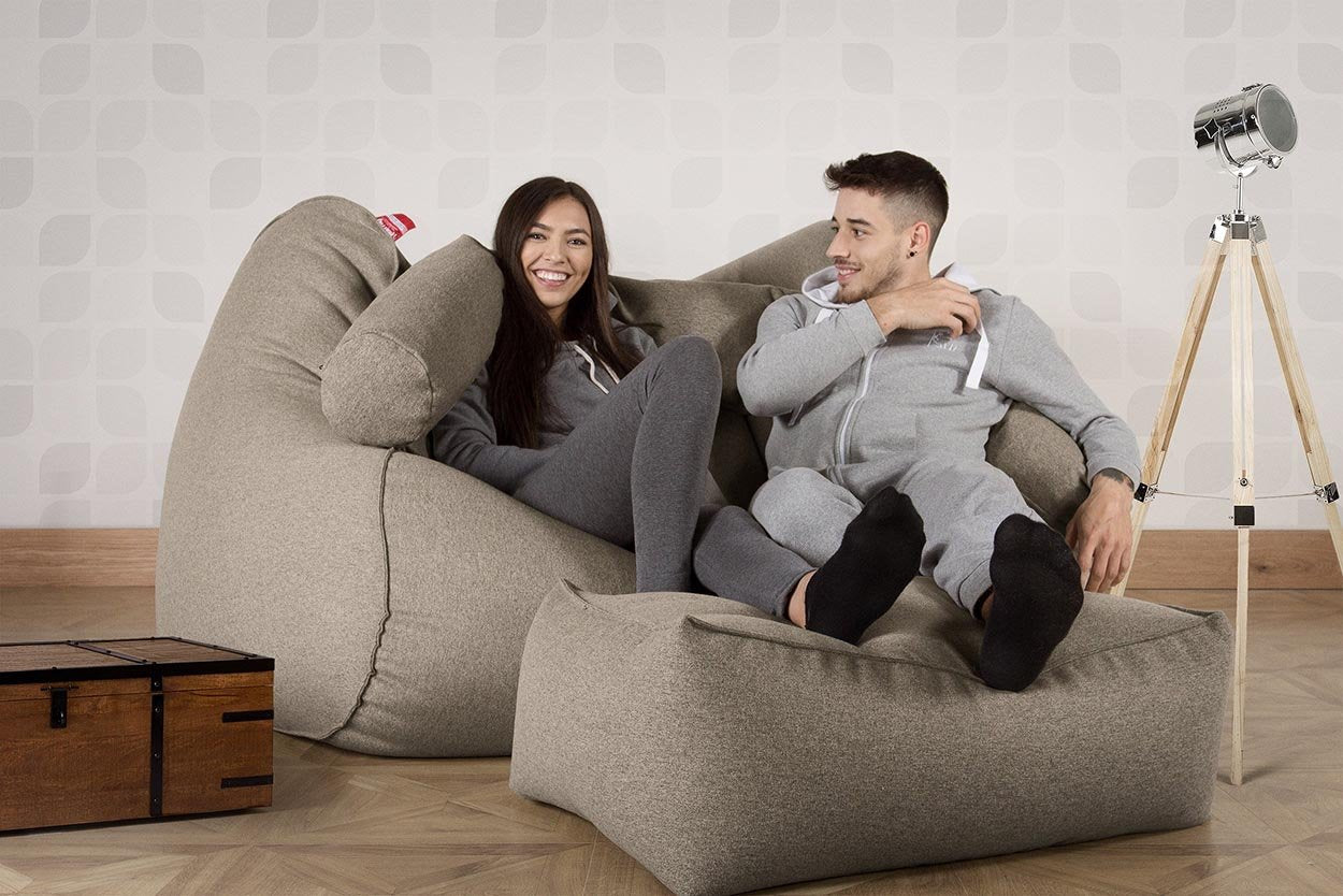 Huge Bean Bag Sofa