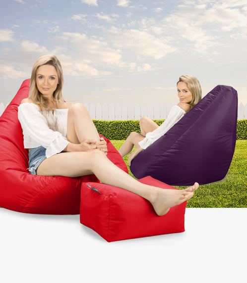 The Big Bertha Original gaming beanbag is much loved for its gaming shape.