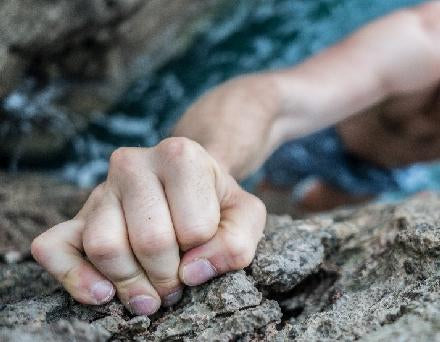 The Mindset of Deep Water Soloing