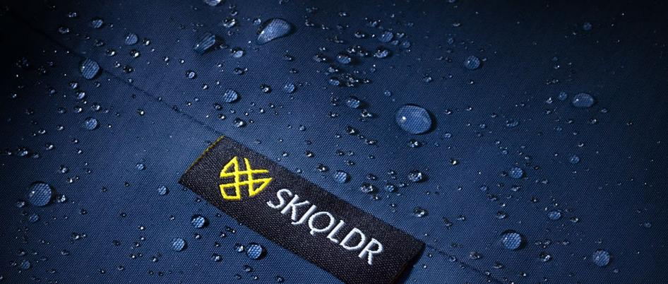 SKJOLDR - A Guide to our Exclusive Waterproof Fabric