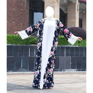 White Rose Abaya - Modest Apparel | Modest Nisah