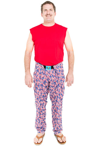 The Yankee Doodler- Retro Pants
