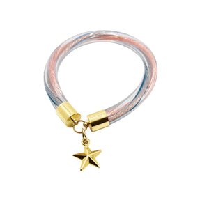 LET ME LOVE YOU - Rose Gold Bracelet