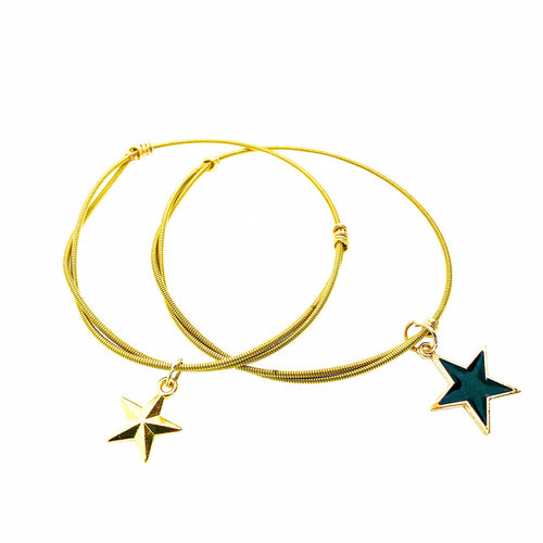 CATCH THE STARS - Guitar String Bangle