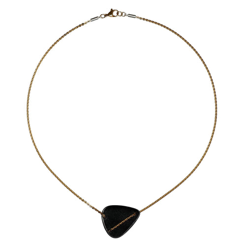 FAMOUS – Heartbeat Music Necklace