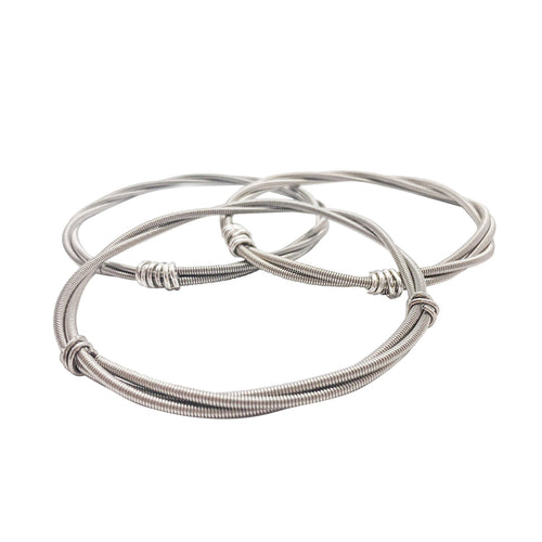 DAY AND LIGHT - Guitar String Bangles