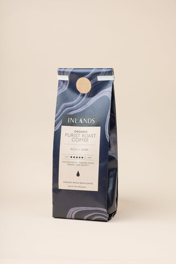 Inlands Purist Roast Regenerative Coffee