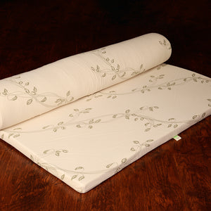 "Clearance Verona™ Natural Rubber Pillow Top (2"")"