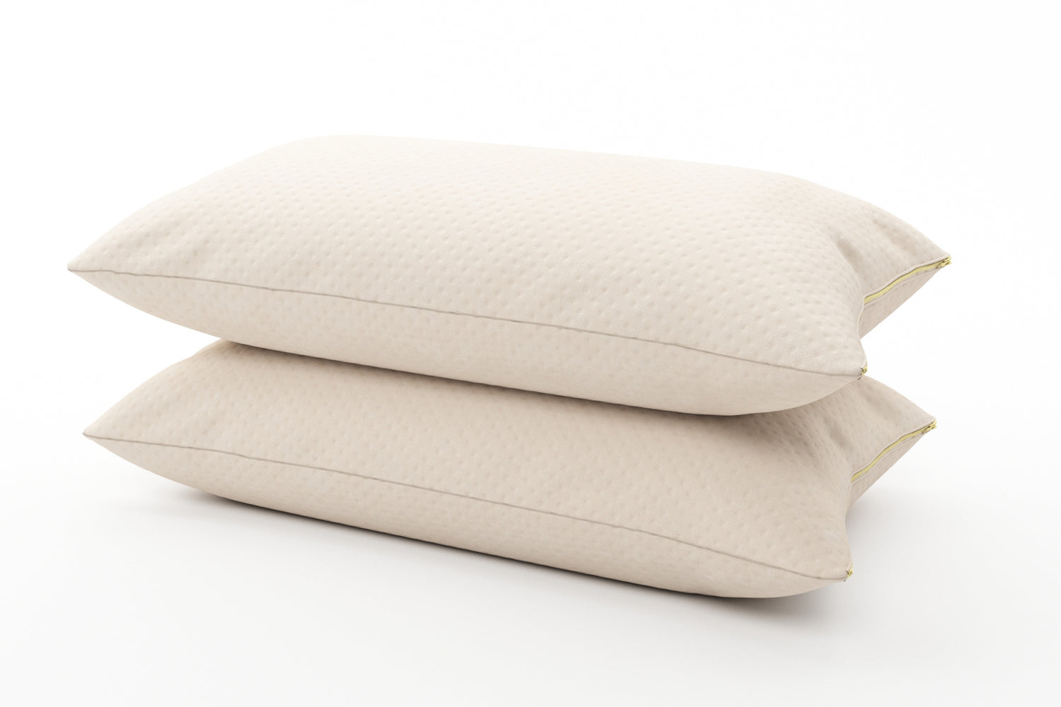 The Crush Organic Shredded Rubber Pillow