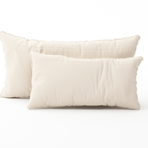 Certified Organic Spiraled Wool Pillow