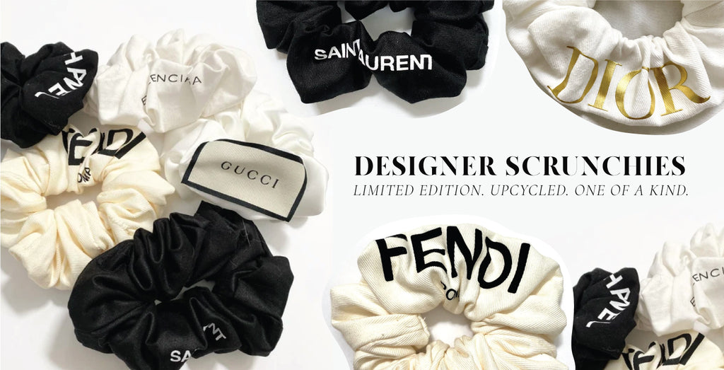 Designer scrunchies for sale
