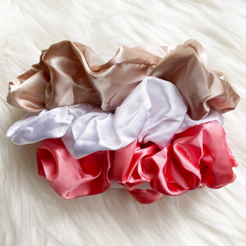Spring Scrunchie Pack