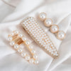 Limited Edition Holiday Pearl Hair Clip Pack