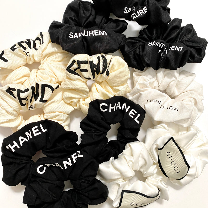Saint Laurent Scrunchie