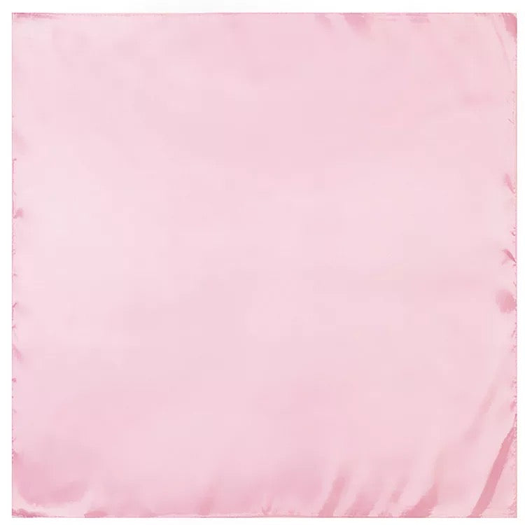 Pink Summer Silk Scarf