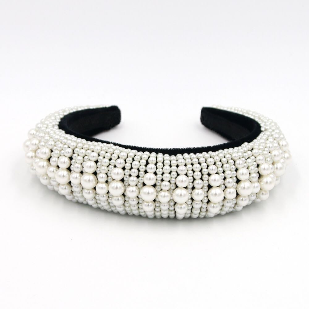 Grand Pearl Headband