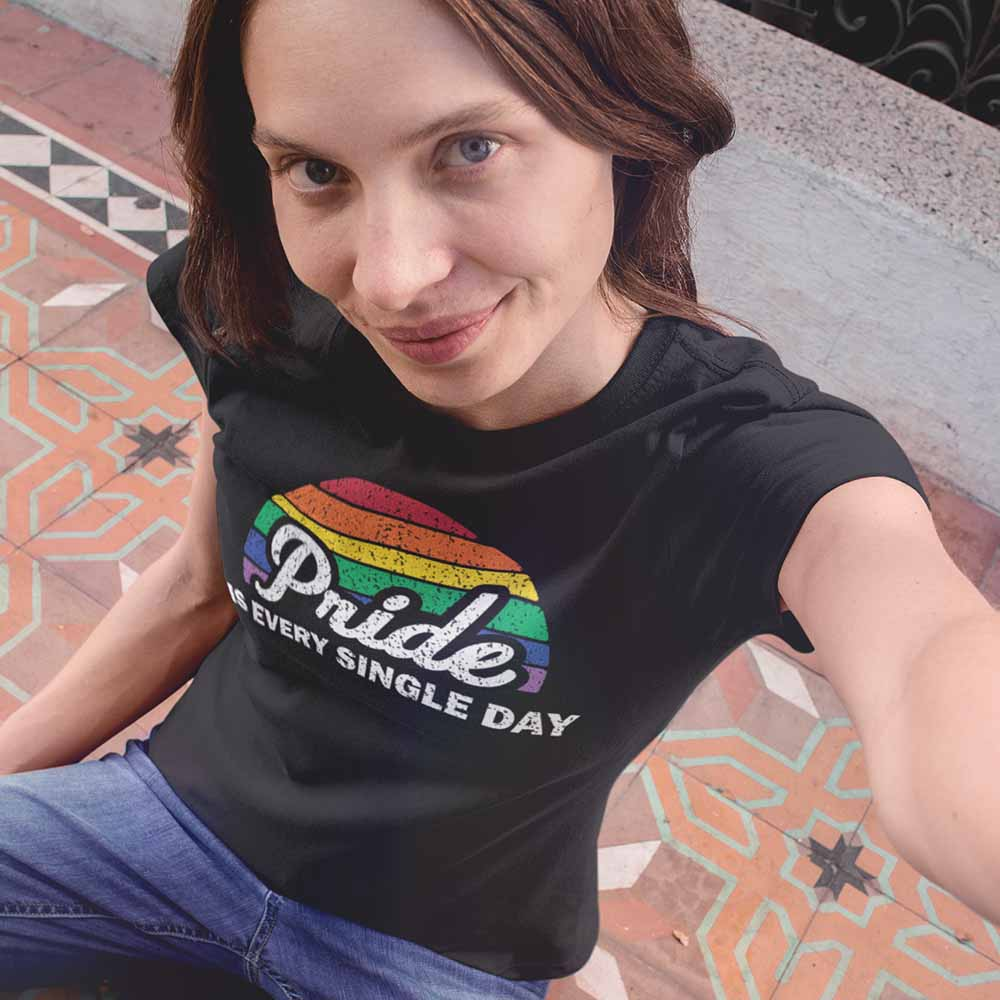 Pride is every single day LGBT shirt for the World pride 2020