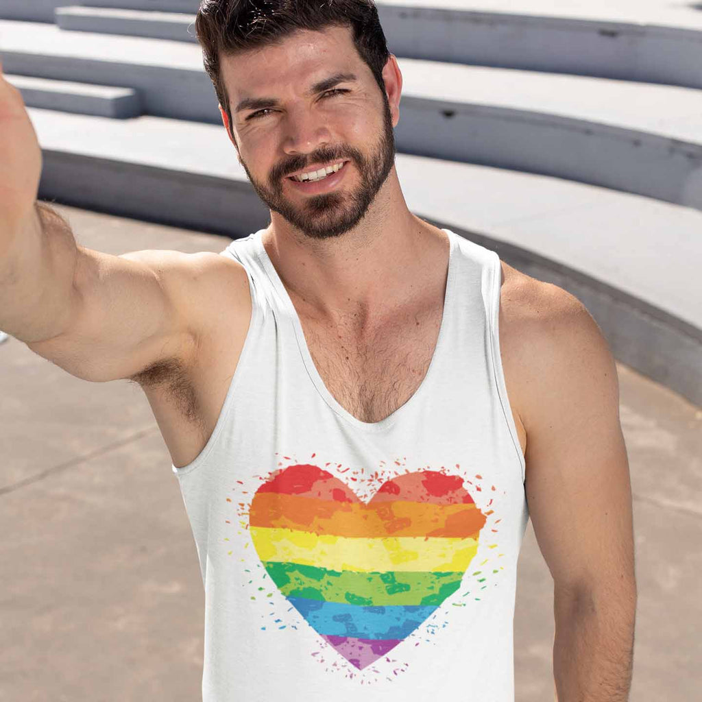 LGBTQ Pride rainbow shirt for gay clothing 2020